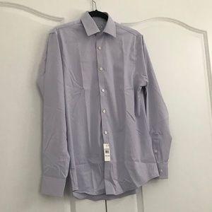 NWT J.M Hagger Dress Shirt